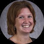 Lecturer Amy Trowbridge
